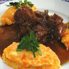 Irisches Bierfleisch mit Kartoffel-Möhren-Stampf | Arthurs Tochter kocht. Der Blog für food, wine, travel & love von Astrid Paul