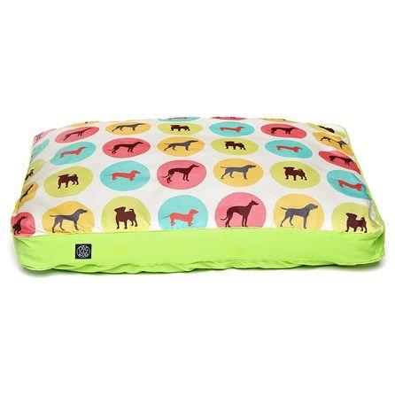 Colchão Rainbow Dog & Roll - MeuAmigoPet.com.br #petshop #cachorro #cão #meuamigopet
