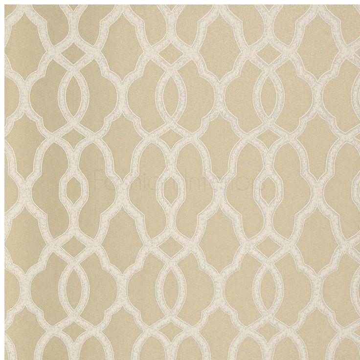 Moroccan Trellis Wallpaper: Prestigious Textiles Wallpaper Neo Morocco 1937/573: A