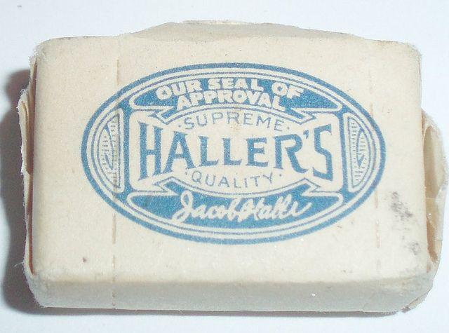 HALLER'S by ussiwojima, via FlickrVintage Graphics, Vintage Moodboard, Vintage Labels, Vintage Packaging, Graphics Design, Vintage Design, Design Products Packaging, Families Stuff, Photos Shared
