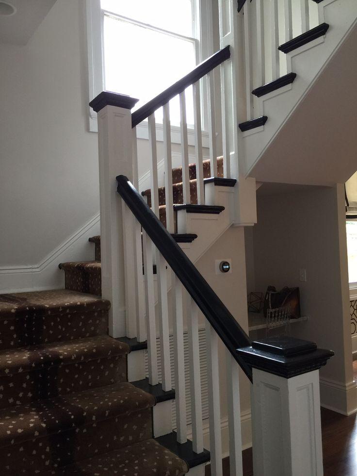 Staircase. Antelope stair runner