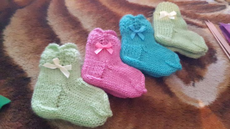 Little wool socks 8cm