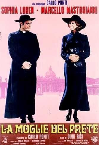 La moglie del prete di Dino Risi (1970)