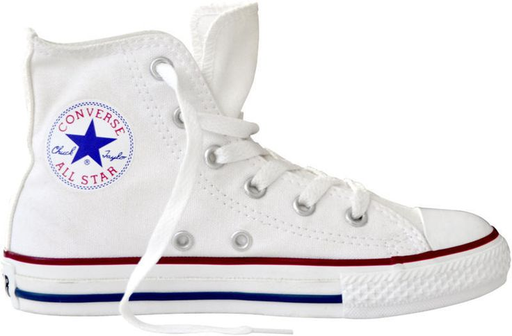 Image of Converse - classic high tops white