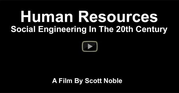119 minutes | Human Resources explores the rise of mechanistic philosophy and the exploitation of human beings under modern hierarchical systems.  Topics covered include behaviorism, scientific management...