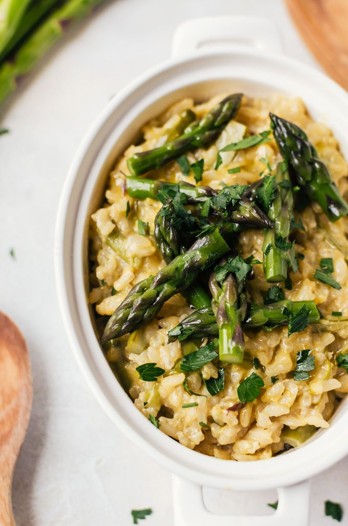Best 25+ Asparagus risotto recipe ideas on Pinterest ...
