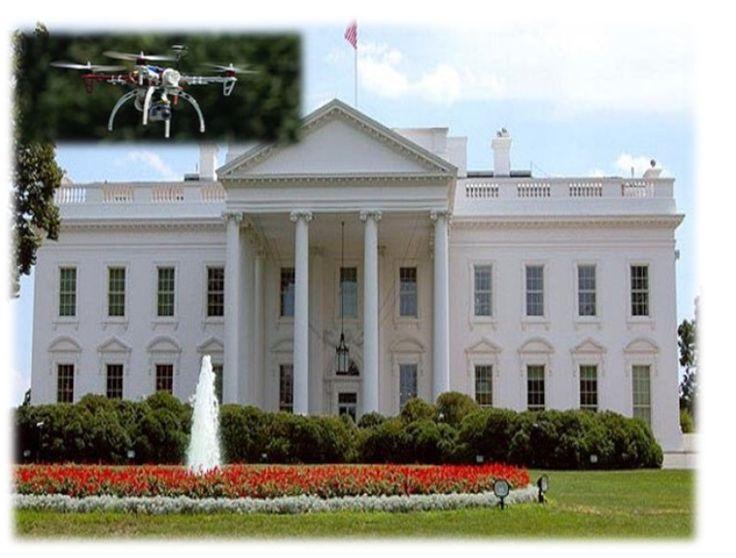 Dron se estrella sin causar daños en la Casa Blanca - http://notimundo.com.mx/mundo/dron-se-estrella-sin-causar-danos-en-la-casa-blanca/28424