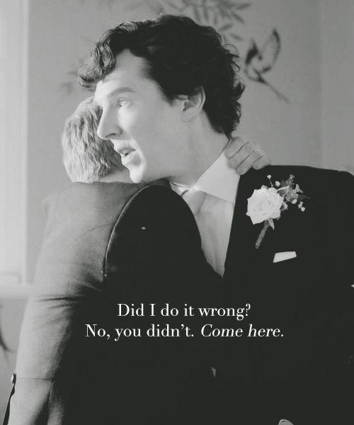 John Watson + Sherlock Holmes