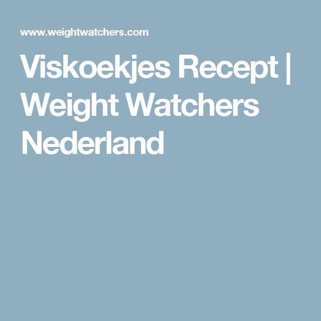 Viskoekjes Recept   Weight Watchers Nederland