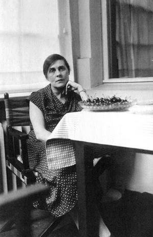 Лиля Брик в 1930-х годах. Фото Виталия Примакова