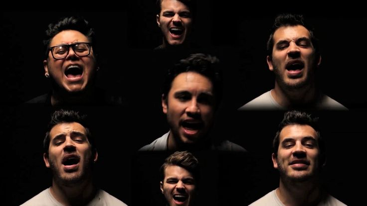Roar (a cappella cover) - Andy Lange, Chester See, Andrew Garcia, Josh G...