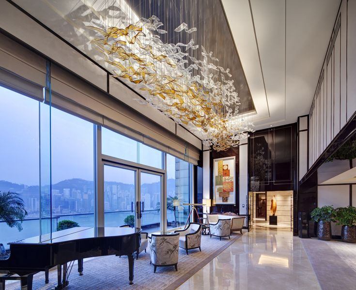 The Presidential Suite Of The Peninsula Is Likely The Most