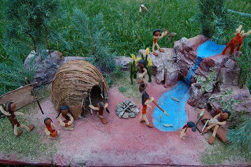 Eastern Woodlands Arts An Crafts