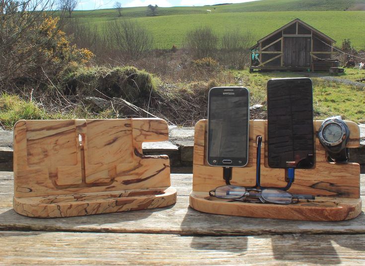 Excited to share the latest addition to my #etsy shop: Spalted Beech Desk Organiser, Smartphone Stand, iPhone Stand, Docking Station, Charging Station, Anniversary Gift For Men, Birthday Gift http://etsy.me/2FxpA8Z #geekery #electronic #brown #wedding #mothersday #blac