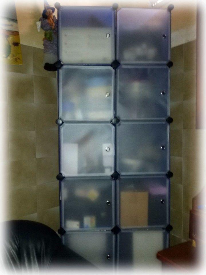 Scaffale - Songmics scaffale a cubi