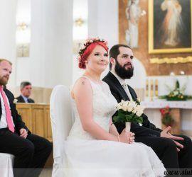 Amelia i Mateusz - reportaż ślubny Legionowo || Fotograf na ślub Warszawa