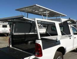 Alu-Canopy - Custom Built Aluminium Canopies 4x4 Accessories Gauteng South & 19 best alluminium canopy images on Pinterest | Toolbox Tool box ...