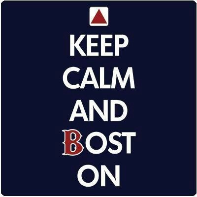 Stay strong Boston...stay strong! Prayers for those touched by this senseless tragedy. 4.15.13