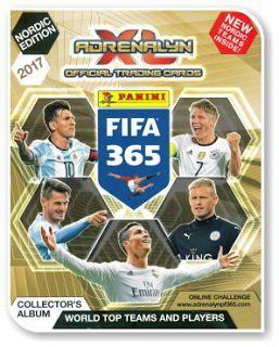 Adrenalyn XL FIFA 365 2017 - Nordic Edition