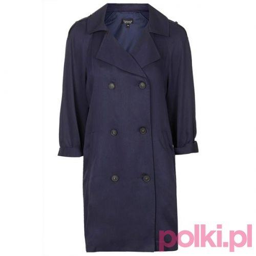 Moda wiosna 2015: płaszcz Topshop #polkipl
