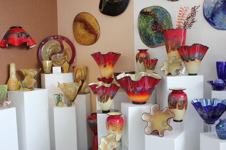 Nourot Glass Studios, 675 East H Street, 707.745.1463 www.Nourot.com  A Must see while in Benicia #BeniciaBusinessDirectory
