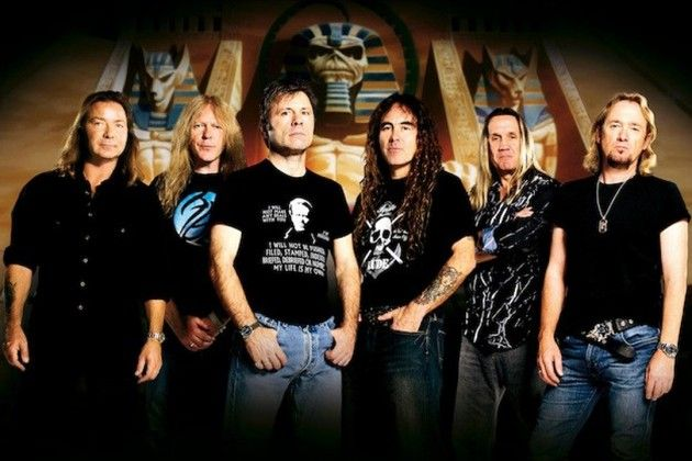 Iron Maiden - always liked this band but I saw them in concert on Sunday and can now say I'm a real fan. They blew me away. Such an impressive group of artists.