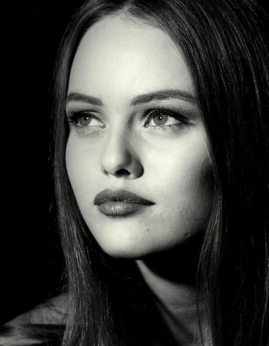 """""""I realize how unique my path has been. And I'm thankful for that."""" Vanessa Paradis"""