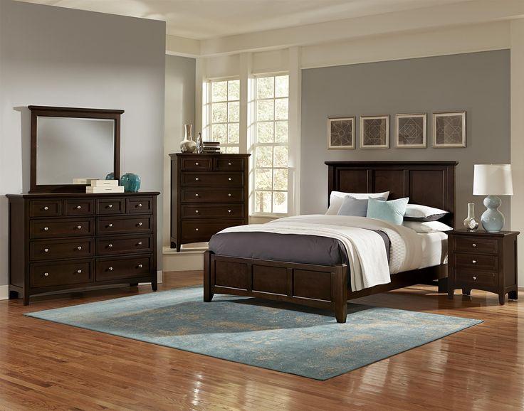 11 best Vaughan-Bassett images on Pinterest | 3/4 beds, Bedroom ...