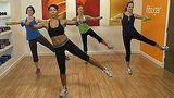 The Victoria's Secret 10 minute, fat-burning work out