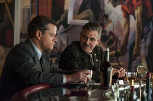 """""""'Monuments Men' Film, About Nazi-Looted Art, Now Headed to Berlin"""""""