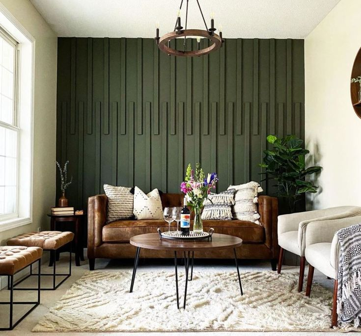 budget friendly diy accent wall ideas in 2020 accent on accent wall ideas id=60349
