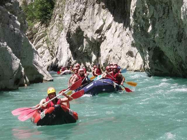 Rafting στον Άραχθο ποταμό