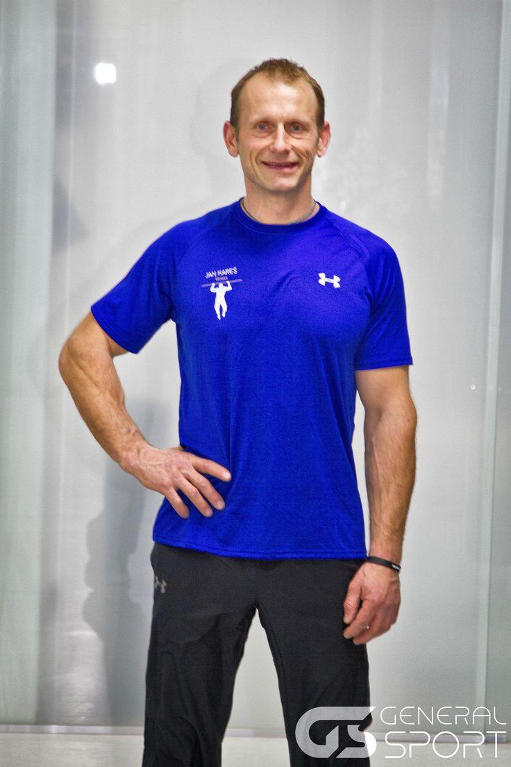 Král shybů, Honza Kareš, začátkém dubna otvírá své nové fitness