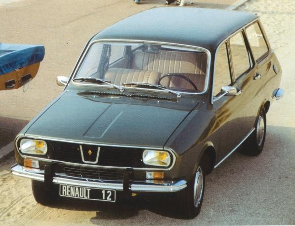Autorama 70: Renault 12