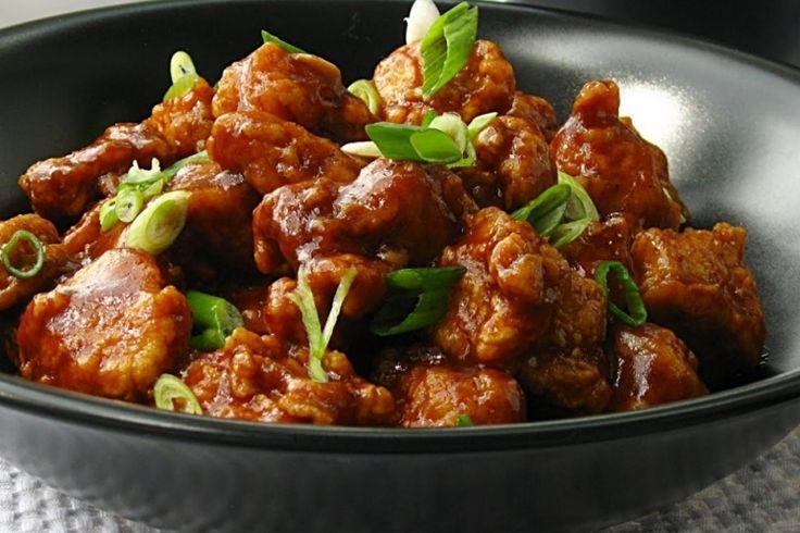 Un incontournable...le favori de plusieurs d'entre vous...Le poulet général Tao