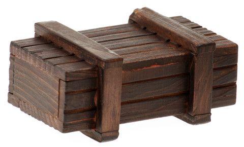 Billiga julklappar - IQ-box, Världens mest irriterande låda med hemlig öppning!