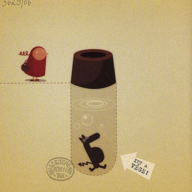 "Baranyai Andras «Красная шапочка» | ""Картинки и разговоры"""