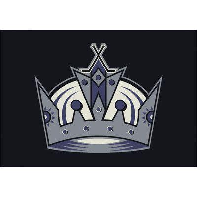 My Team by Milliken NHL Team Spirit Los Angeles Kings Novelty Rug