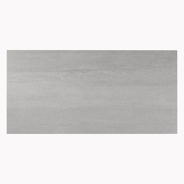 Ecocrete Aqua Porcelain Tile - 18in. x 36in. - 100192830 | Floor and Decor