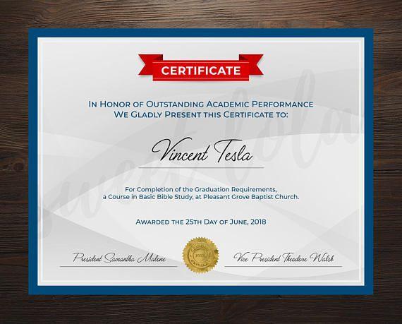 The 25+ best Plantilla diploma word ideas on Pinterest Prefijo - certificates in word