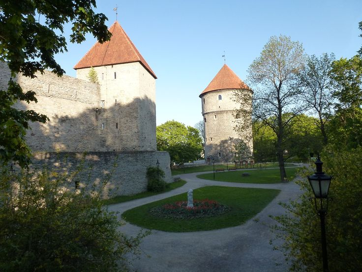 Tallinn - Kiek in de Kök Tower