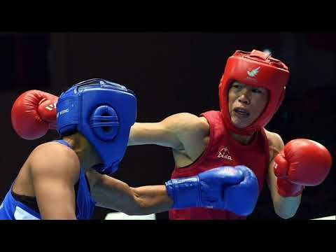 Mary Kom, Indian Olympic boxer