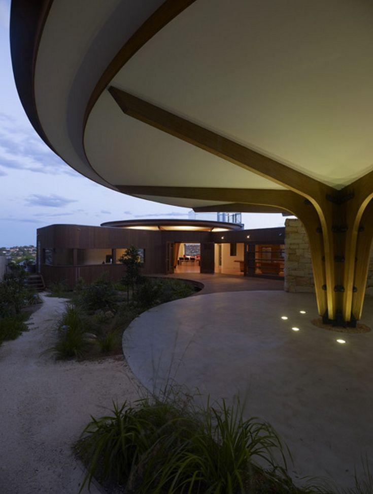 Lilypad House By Jorge Hrdina Architects Architect Architecture Architecture Design