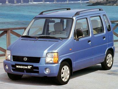 Suzuki Wagon R+ Karimun (1997 – 2000).
