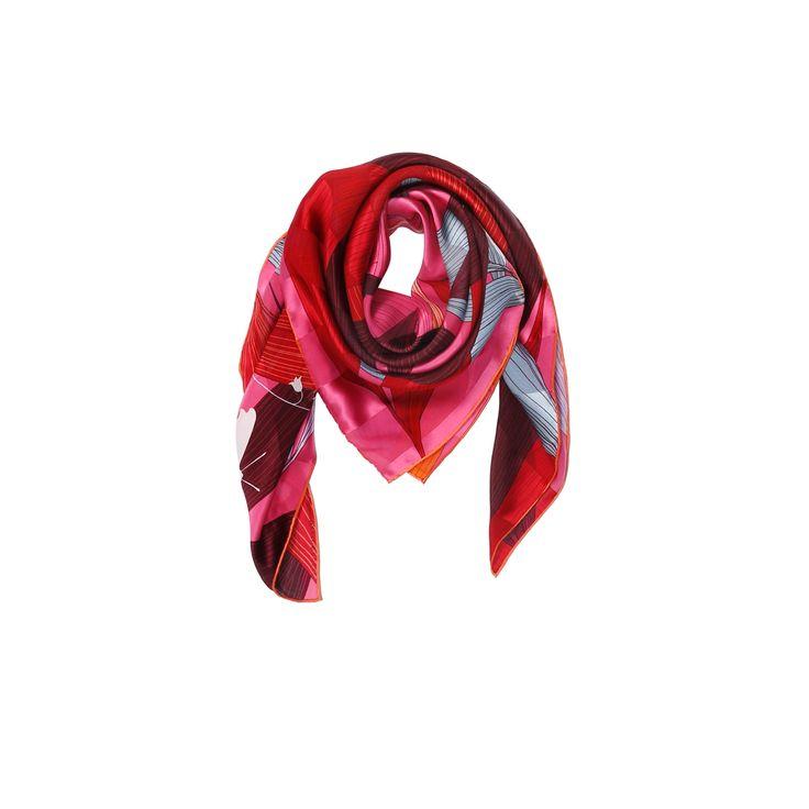 SS17 Summer silk scarf