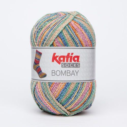100g-Bombay-socks-Katia-Chaussettes-Laine-Cotton-stretch-laine-M-Coton-Chaussettes-f52