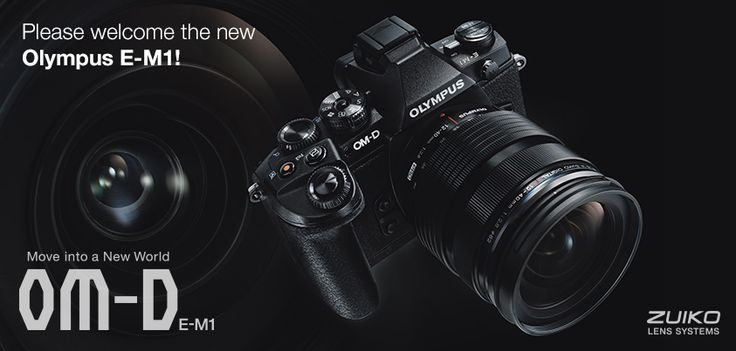 New OLYMPUS OM-D E-M1 coming!...