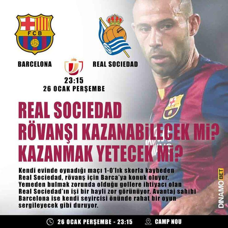 Kral'ın Kral Kupası'nda Keyfi Yerinde. www.dinamobet12com #dinamobet #barcelona #realsocidead