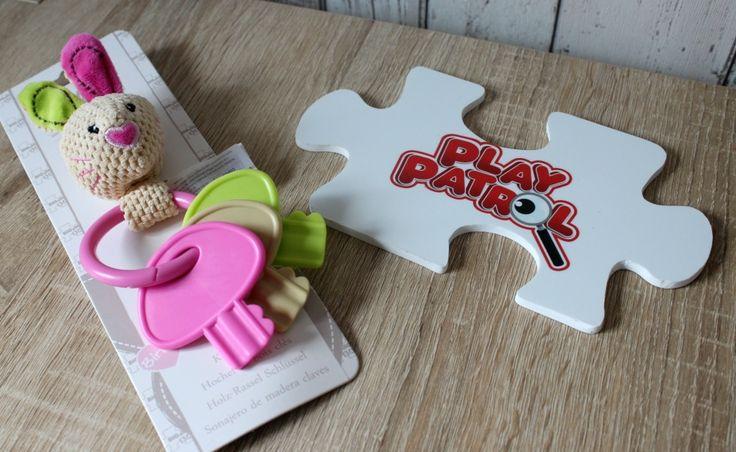 Bella Key Rattle Big Jigs #PlayPatrol