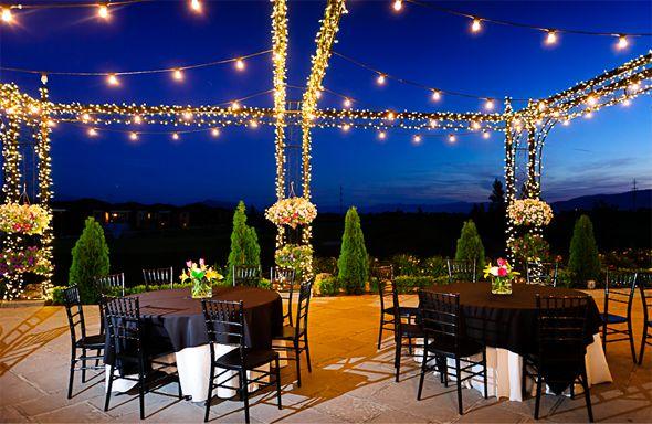 Sleepy Ridge Wedding Venue Orem Utah Garden Room And Outdoor Patio